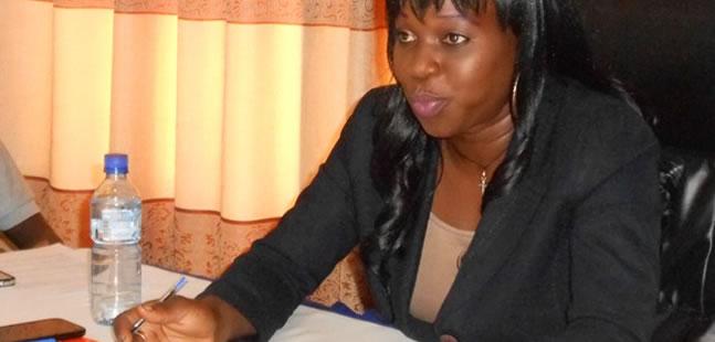 directrice générale de la SBT, Kadidia Savadogo