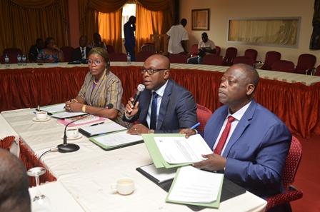 Les ministres en charge de la transition numérique de l'espace UEMOA se concertent à Ouaga.